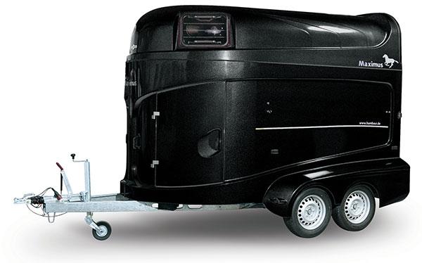 humbaur pferdeanh nger maximus 2 7t sattelkammer. Black Bedroom Furniture Sets. Home Design Ideas