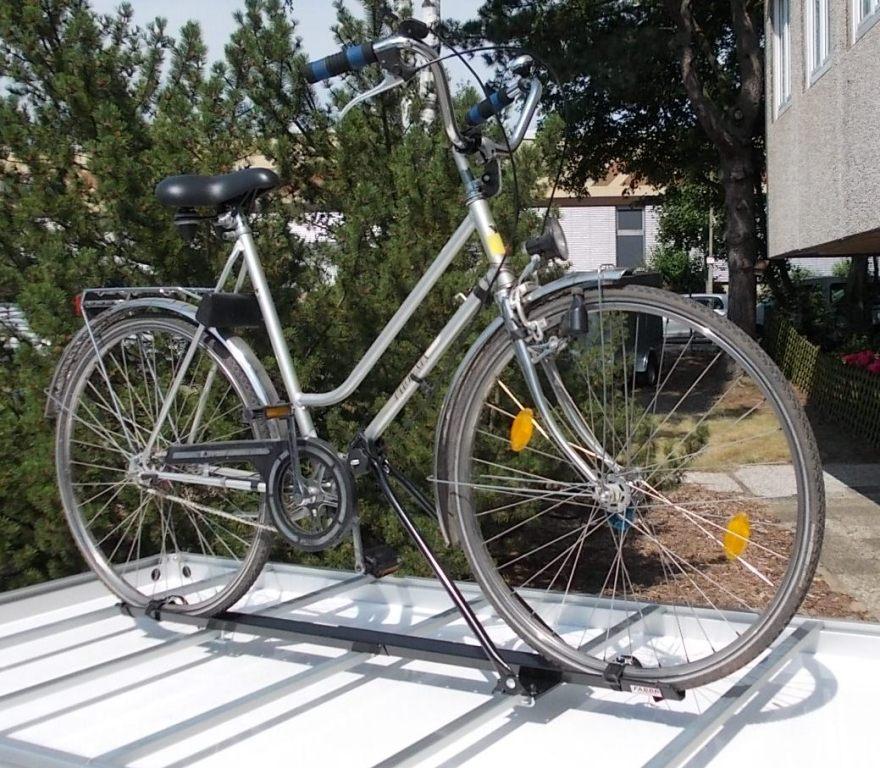 fahrradständer selber bauen