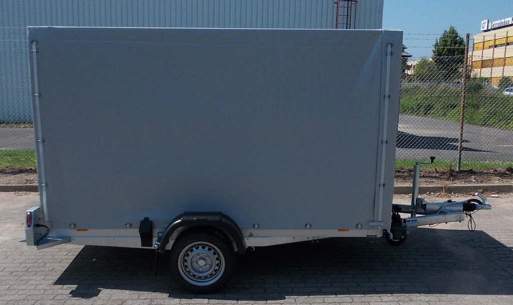 pongartz heckkipper 1800kg e hydraulick