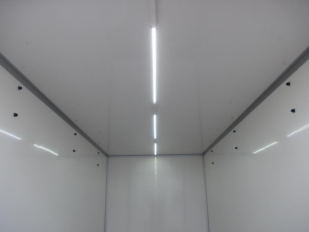 Innenbeleuchtung 1x1000mm LED Leiste inkl Schalter u Verkabelung ...